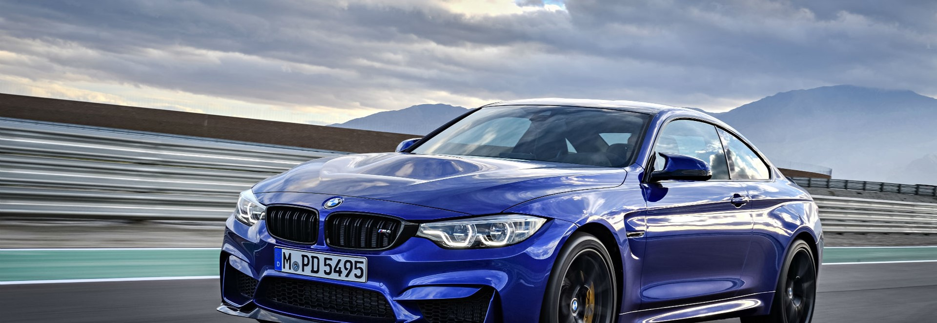 Limited edition 2017 BMW M4 CS with 454bhp unveiled in Shanghai