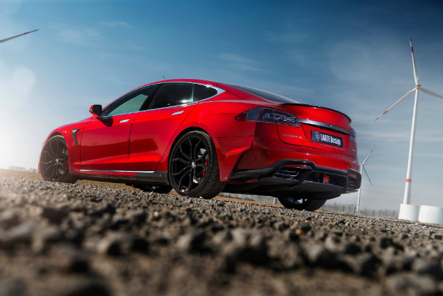 Make your Tesla sexier with these new aftermarket parts