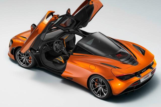Mclaren New Supercar Revealed Early Car Keys