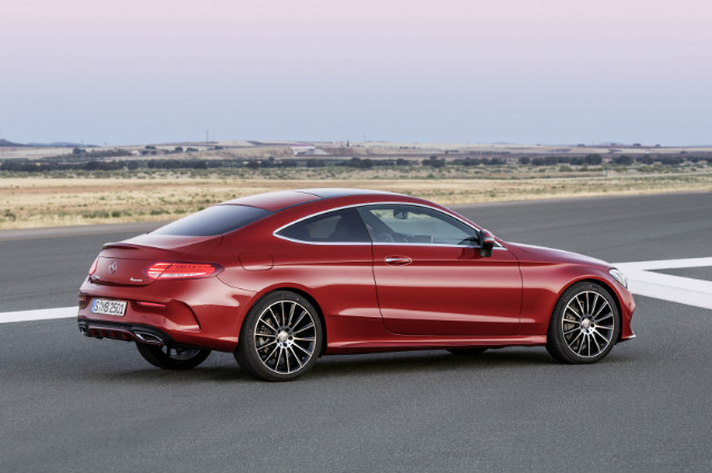 Mercedes c class coupe price