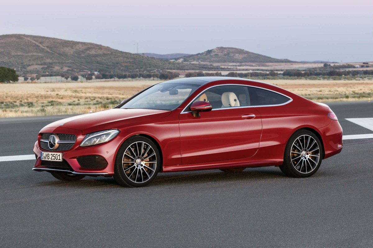 mercedes c class coupe price list confirmed car keys. Black Bedroom Furniture Sets. Home Design Ideas
