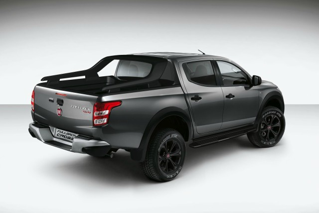 Most Stylish Pick Up Ever Fiat Reveals New Fullback Cross