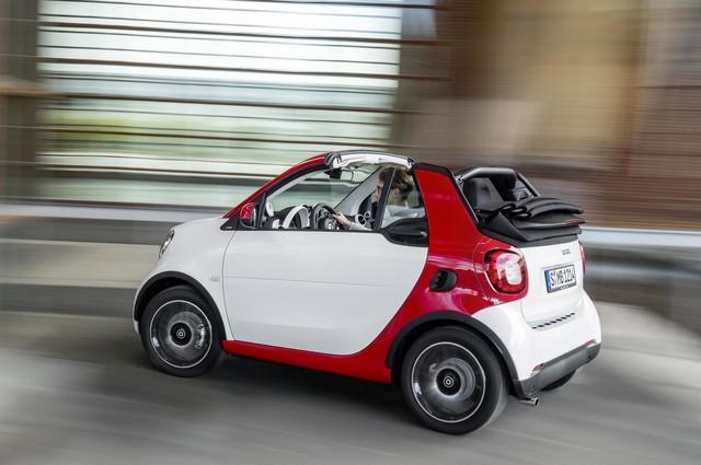 New Smart Fortwo Cabrio unveiled - Car Keys
