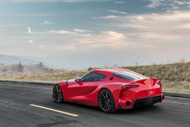 New Toyota Supra to launch soon 7dce7e927ef5