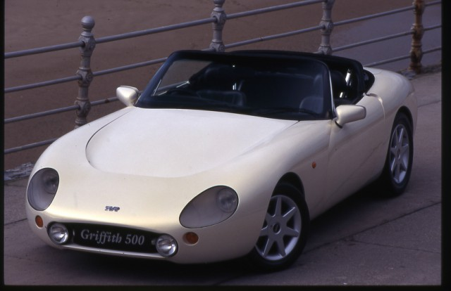 new tvr could revive the griffith name car keys. Black Bedroom Furniture Sets. Home Design Ideas