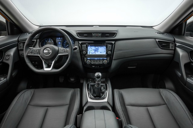 2018 nissan x trail interior.  2018 the touchscreen system has also been updated with some small improvements  and dab is now standard across the xtrail lineup a new eightspeaker bose  and 2018 nissan x trail interior n
