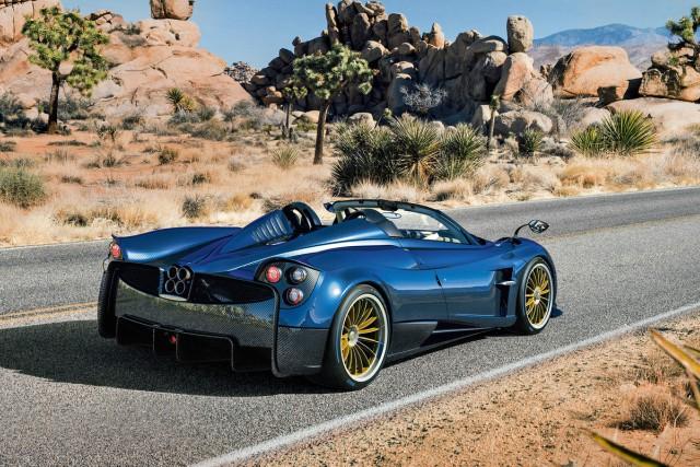 Pagani Huayra Roadster boasts 753bhp and £2m price tag - Car Keys