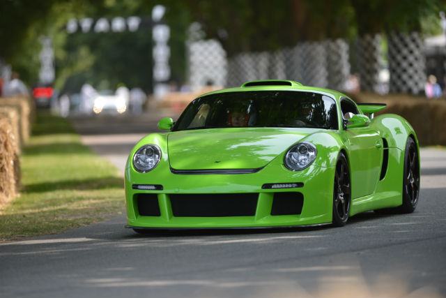 Ruf Officially Brings Its Insane Tuner Porsches To The Uk Car Keys
