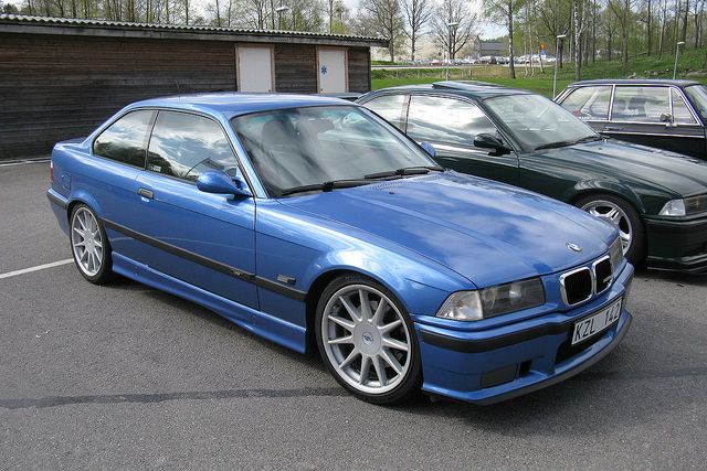 Sorry purists, but the E36 M3 is the best M3 of them all