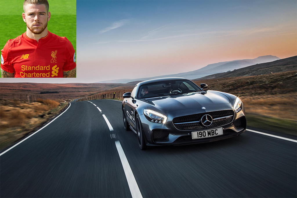 The Cars Of Liverpool Football Club Players