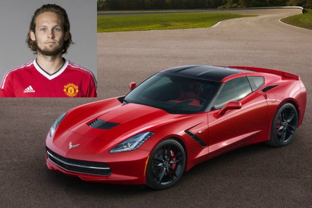 The Cars Of Manchester United Players Car Keys