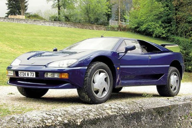 The Coolest Cars From Brands Youve Never Heard Of Car Keys - Cool cars 1990s