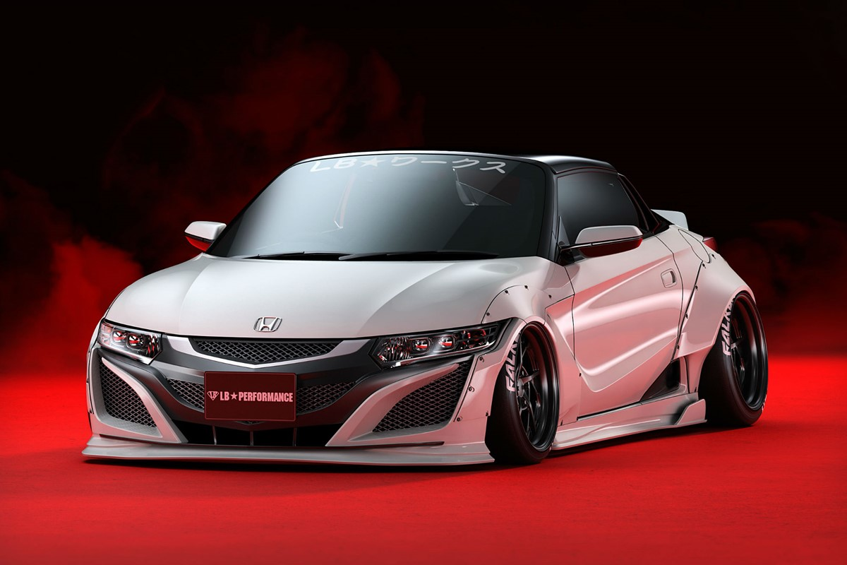 the honda s660 micro roadster has been given the liberty. Black Bedroom Furniture Sets. Home Design Ideas