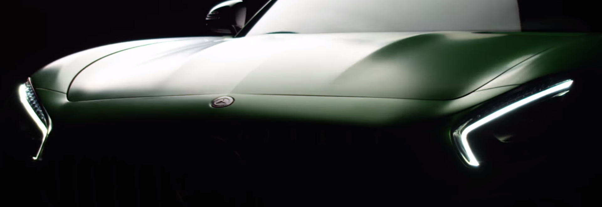 The Mercedes-AMG GT R is nearly here to rip your throat out