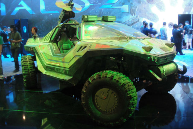 Real Life Halo Vehicles: The Seven Best Real-life Video Game Cars