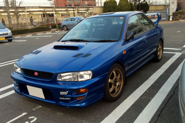 Before The 1990s, Subaru Was Regarded Simply As A Dependable, If Somewhat  Unspectacular, Japanese Economy Car Maker. That All Changed In 1992 When It  ...