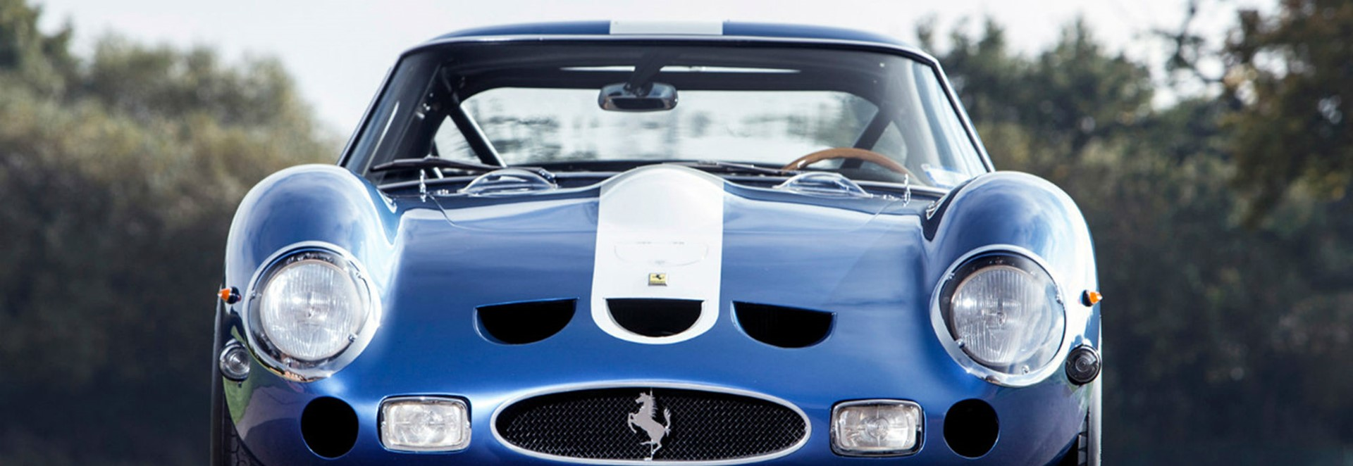 This Ferrari 250 GTO is set to become the world's most expensive car