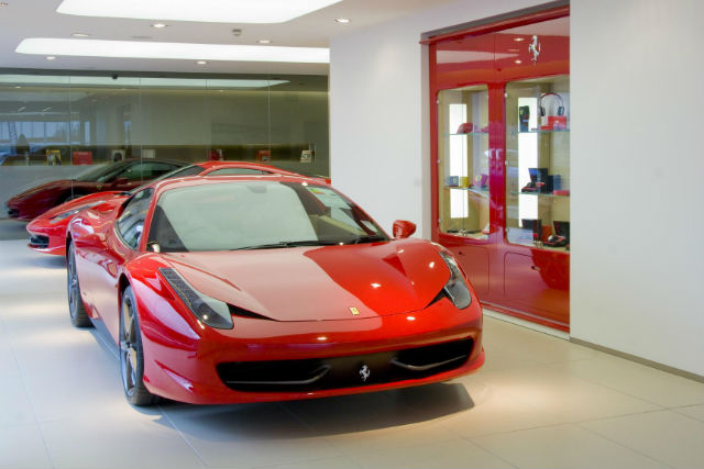 For Ferrariu0027s Limited Edition Models, It Often Doesnu0027t Matter Whether  Youu0027ve Owned None Of Its Cars Or Twenty Of Them, As 55 Year Old Web  Designer Bill Ceno ...