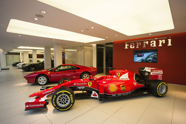 Ferrari, In Classic Ferrari Style, Declined To Comment On The Lawsuit Or On  What Criteria Buyers Must Meet In Order To Be Chosen For Its  Special Edition ...