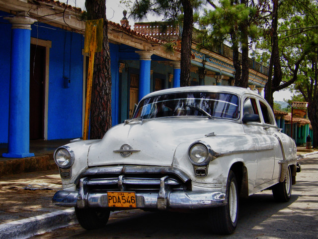 Why Do They Only Have Old Cars In Cuba Car Keys - All old cars